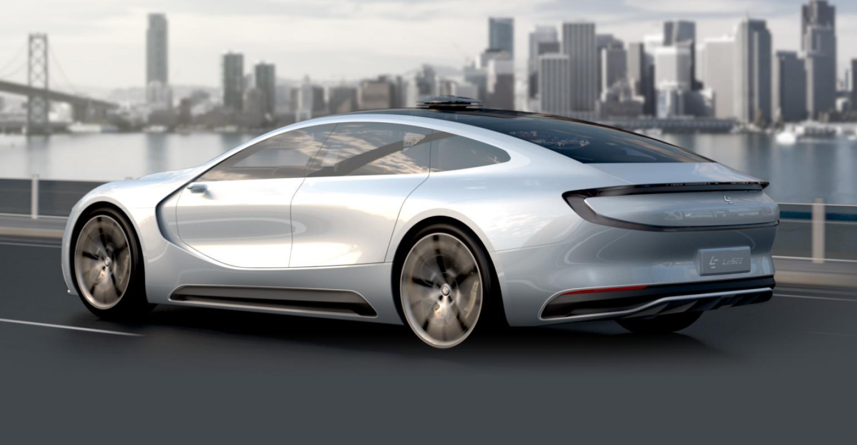 Leeco Faraday Connected Cars Companies