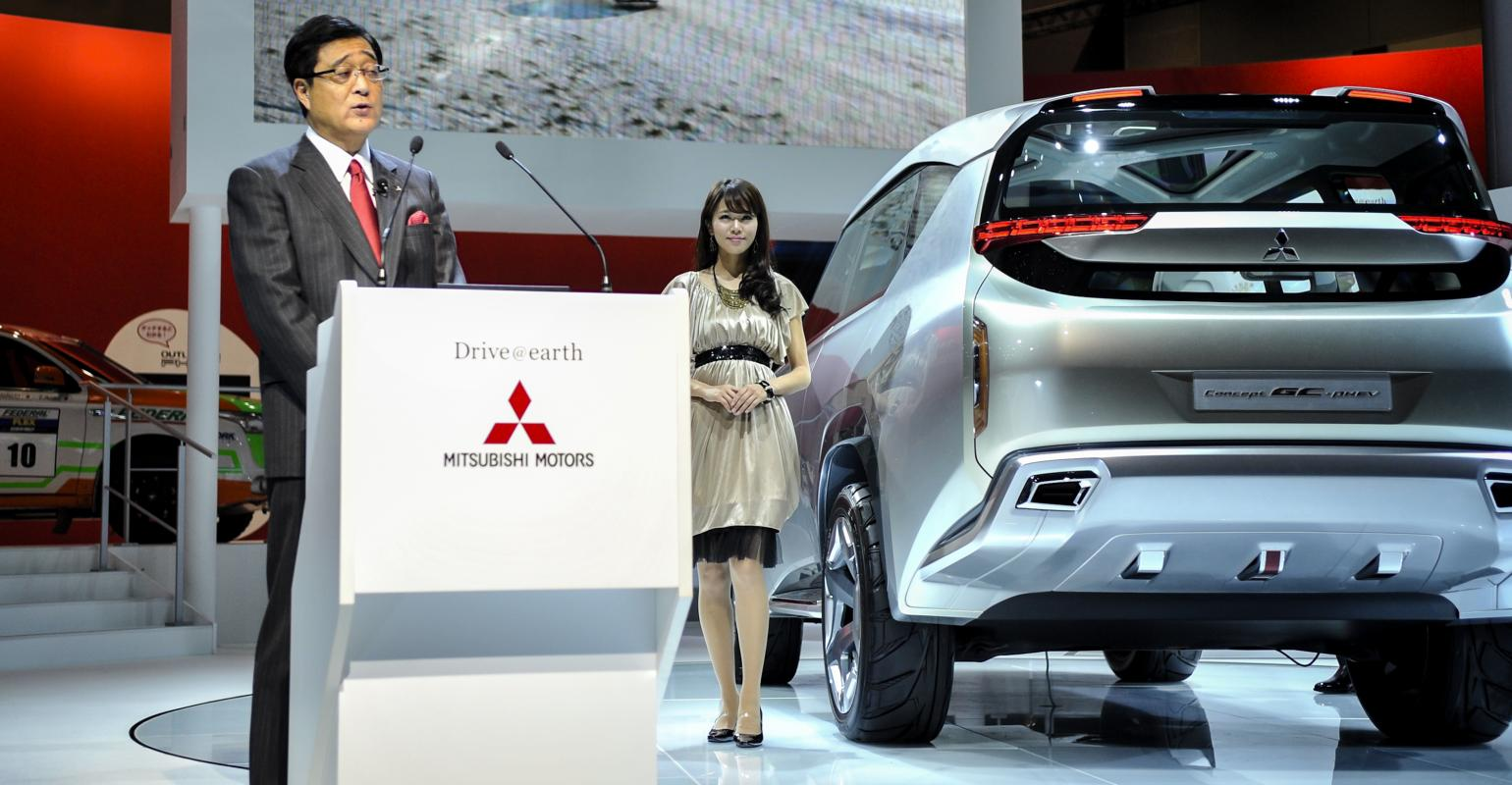 Mitsubishi | Mileage Scandal Fuels Automaker's Alliance With Nissan