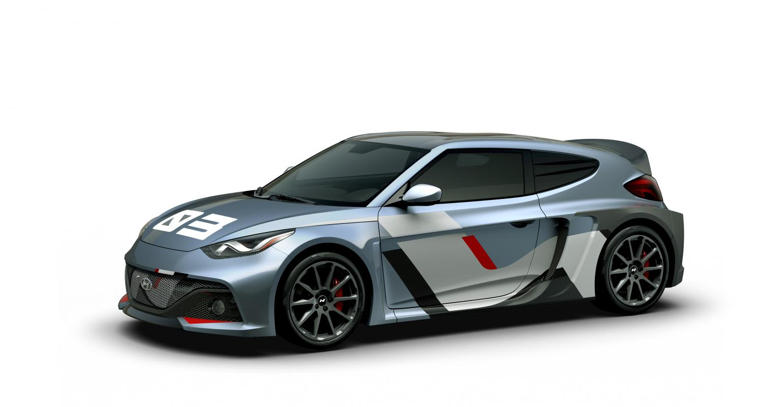 Hyundai Rm16 >> Hyundai Rm16 Concept Latest Step Toward N Performance Brand