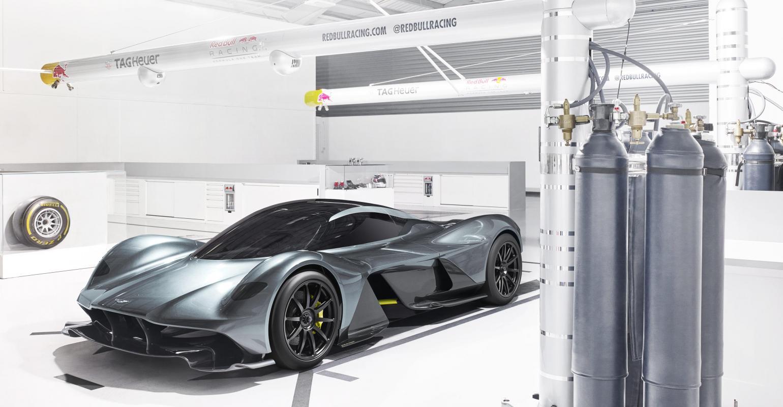 Aston Martin Red Bull Team Up On F1 Like Super Hybrid Wardsauto
