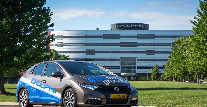 48V Technology   WardsAuto Editors Drive Delphi Fuel Saving