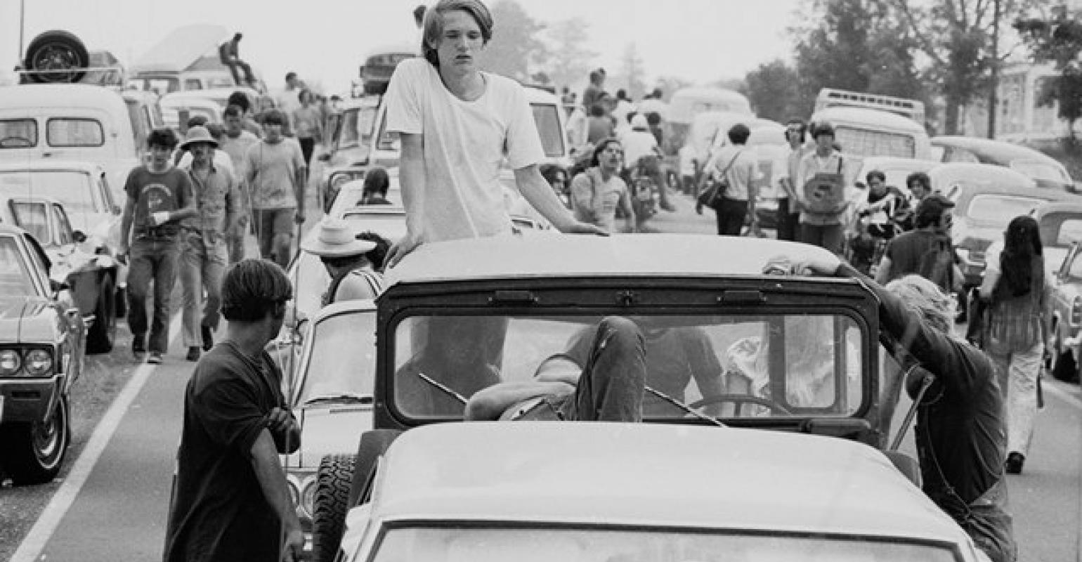 Car Sharing Concept Traces Roots To 60s Counterculture