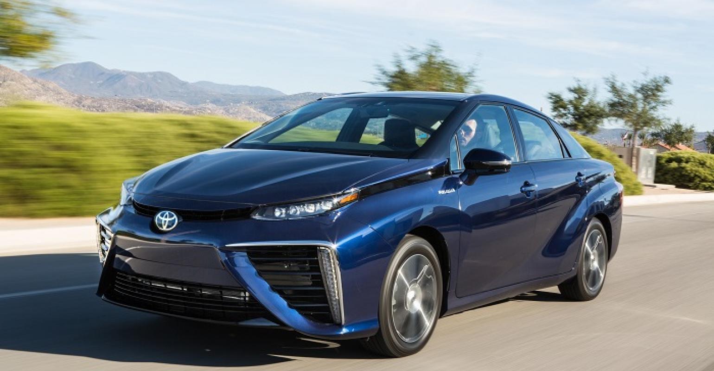 Toyota Cuts Mirai Lease Price To Help Build Awareness