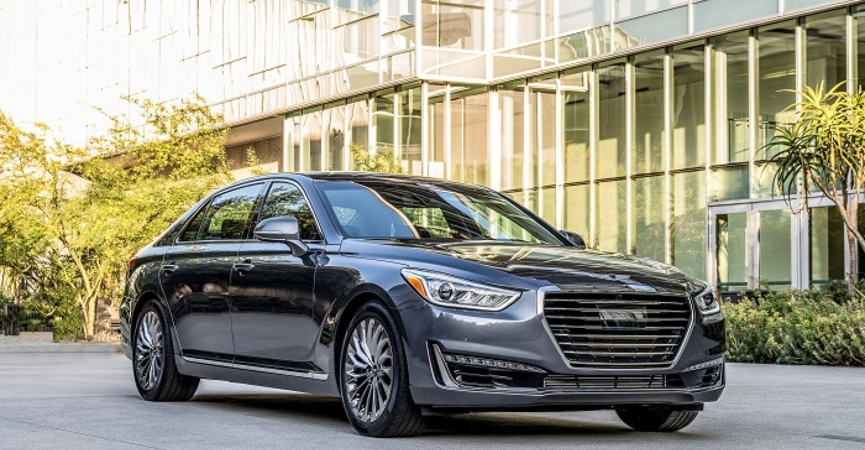 Genesis G90 pricing starts below Lexus LS