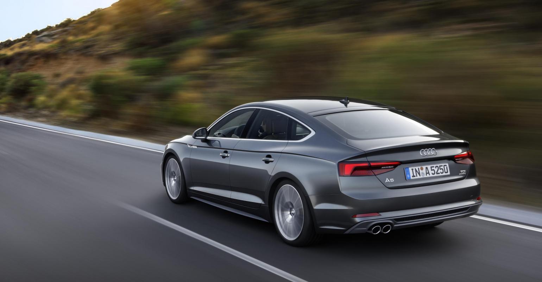 Audi A Sportback Reinvented WardsAuto - Audi a5 sportback