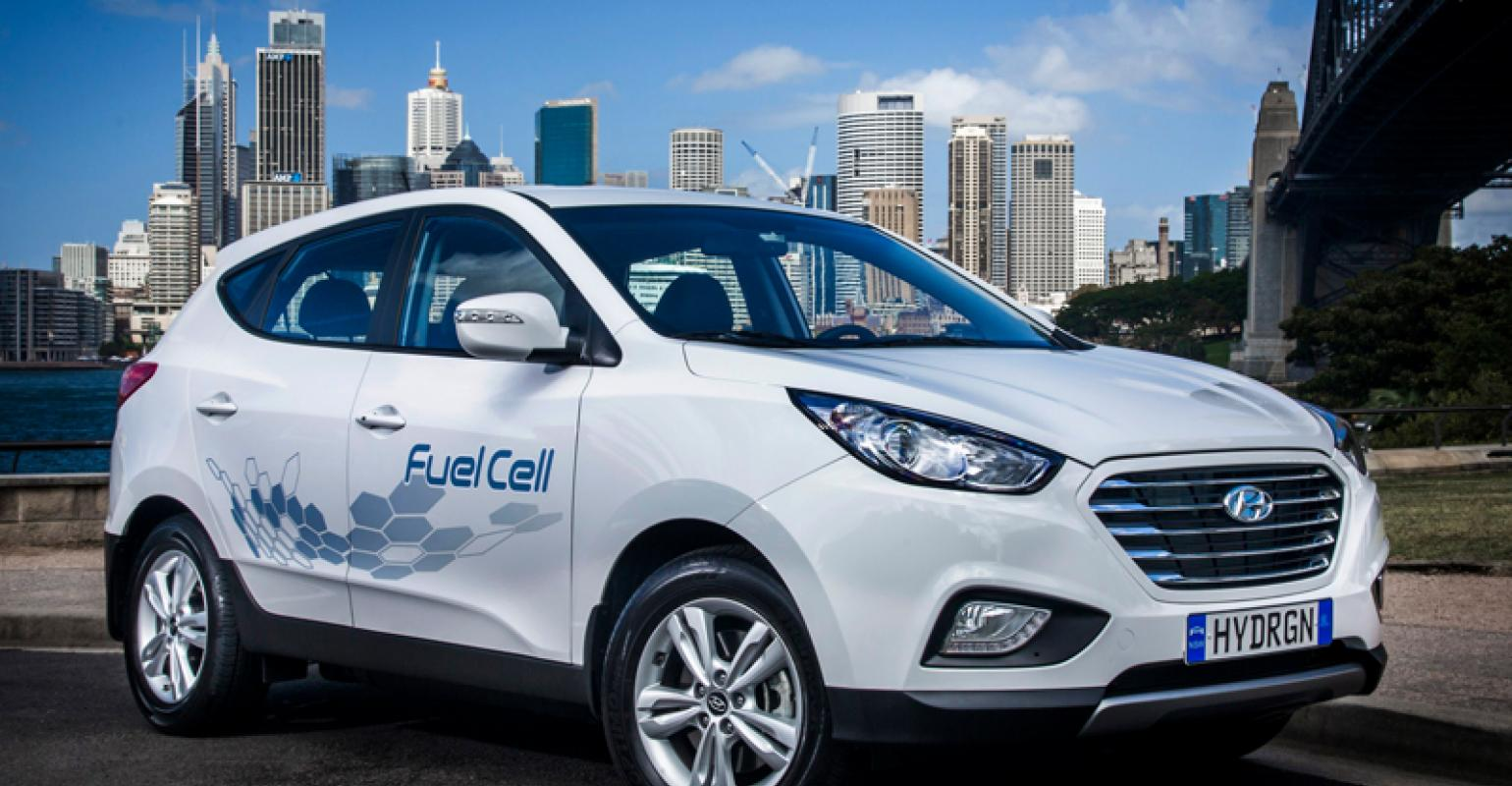 Fuelcell Cars Launching In 2018 Will Replace Massproduced Ix35 FCEV. Fuel  Cell ...