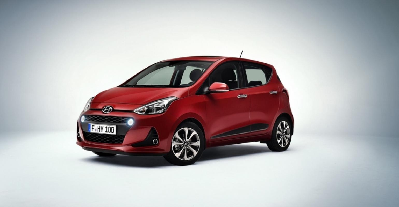 Hyundai Hints At Second Generation I10 Small Car