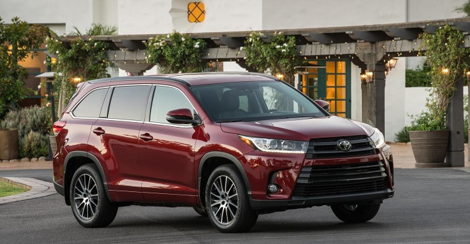 Highlander Fuel Economy Grows For 3917