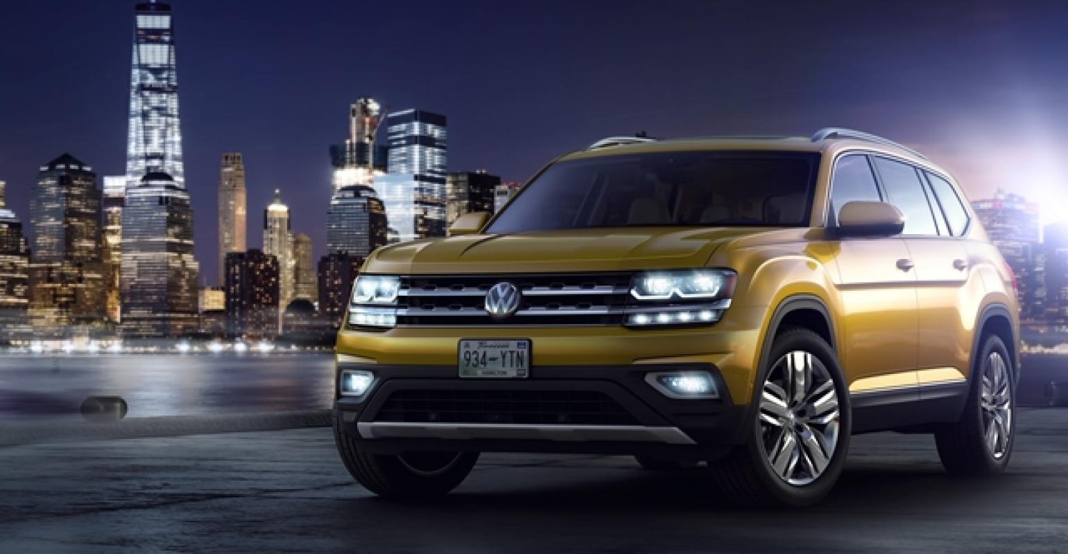 Vw Of America >> Fate Of Vw In America Rides On Atlas Shoulders Wardsauto
