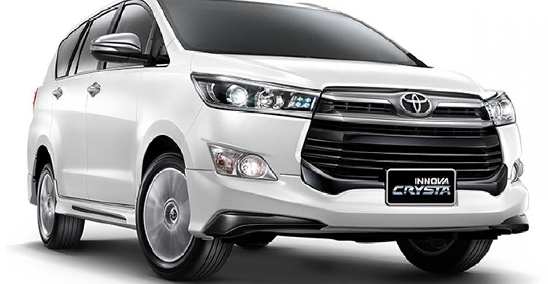 Toyota Thailand Positions Revamped Innova Upmarket