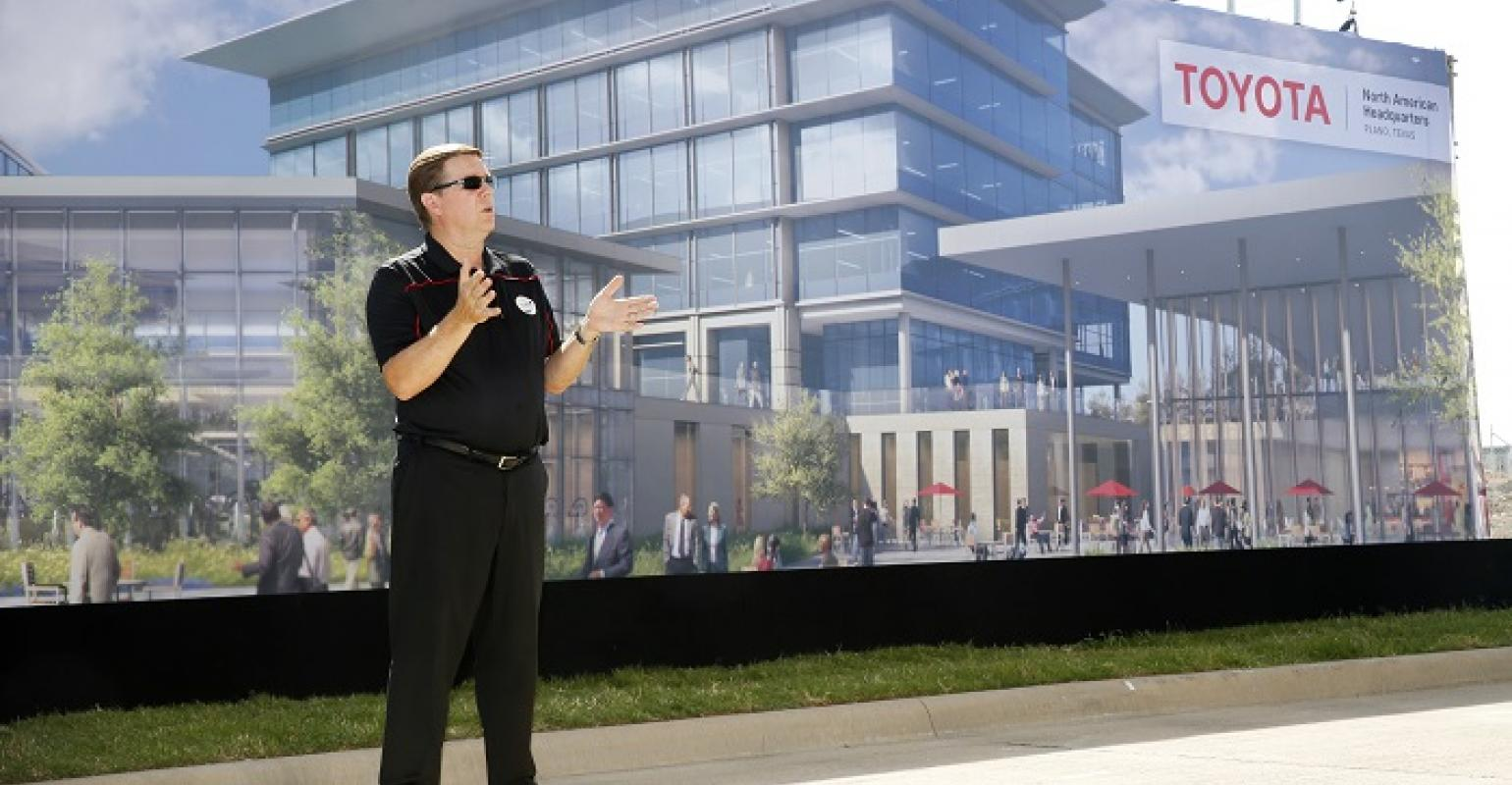 Toyota Of Plano >> Toyota In Transition Scion Winds Down Hq Move Continues