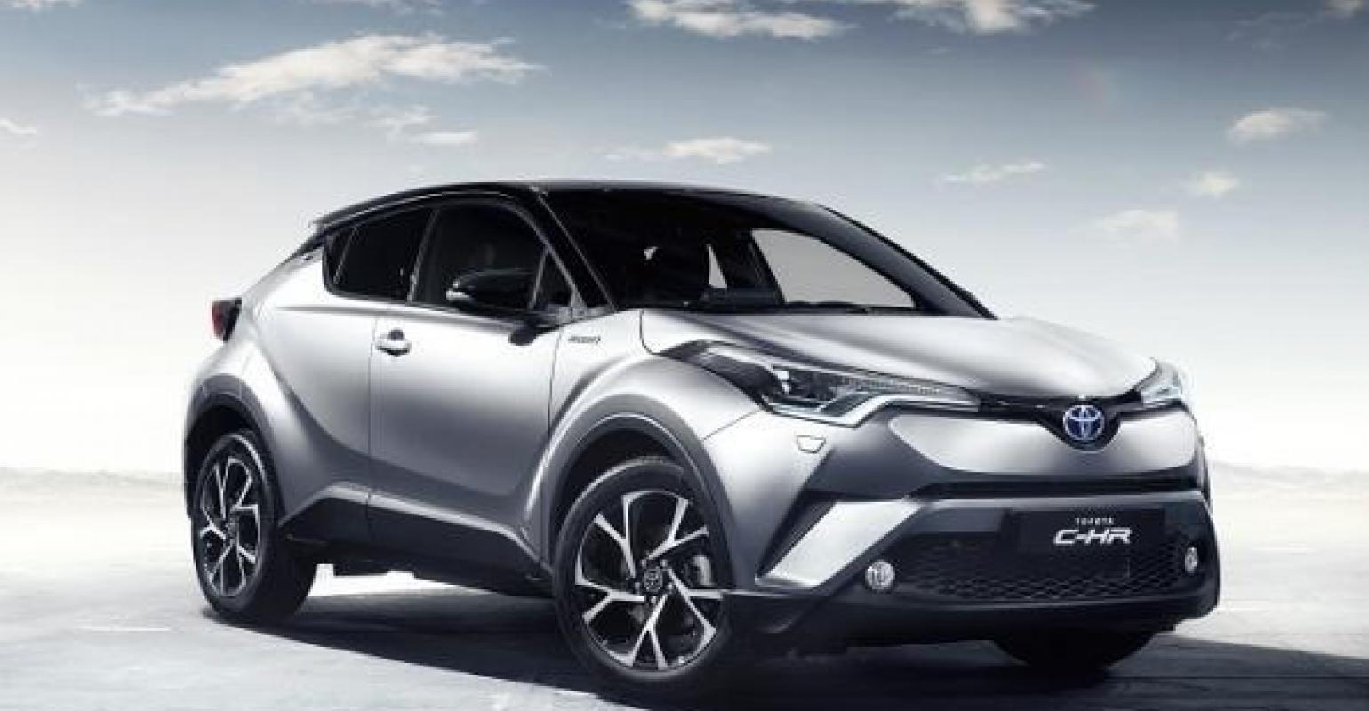 Toyota C Hr Might Have More Potential Flat S In 2017