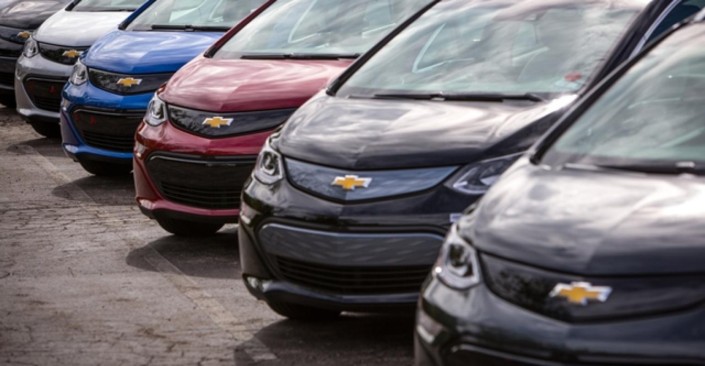 Chevy Bolt Availability >> North American International Auto Show Chevy Bolt Rolls