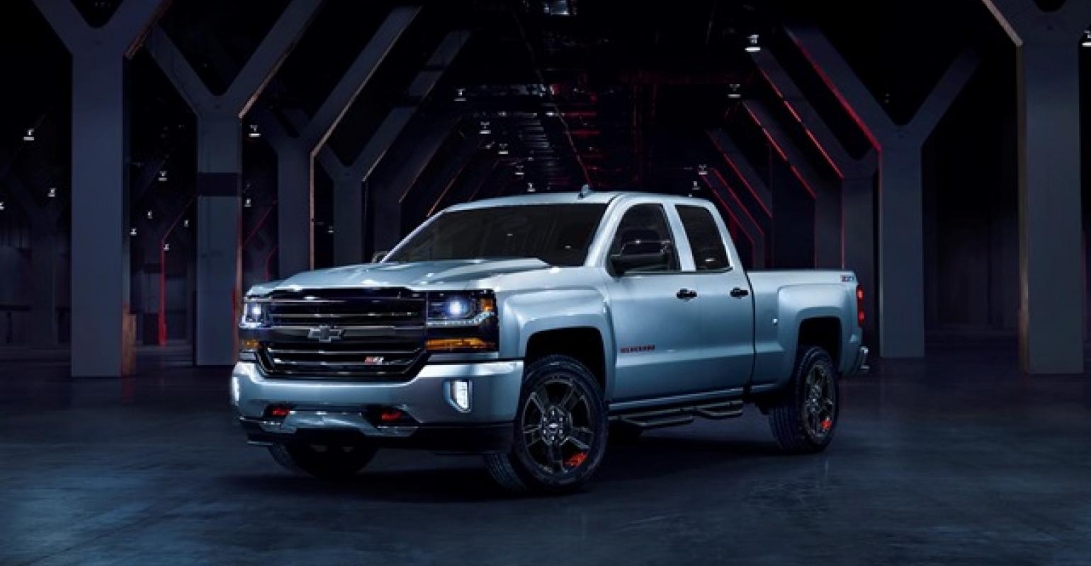 Chicago Auto Show Chevy Takes Redline From Concept To