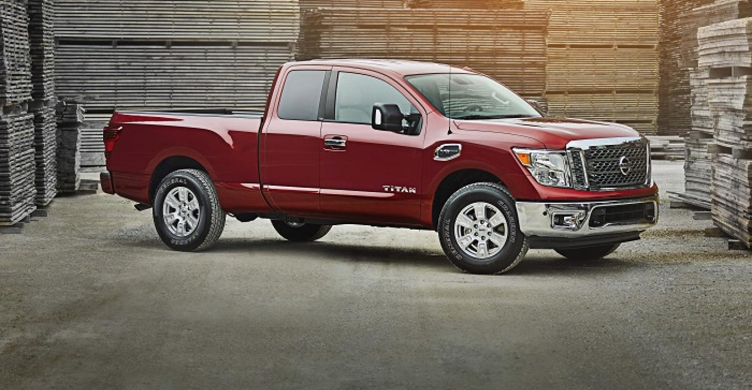 Final Nissan Titan Variant Revealed In Chicago. King Cabu0027s ...