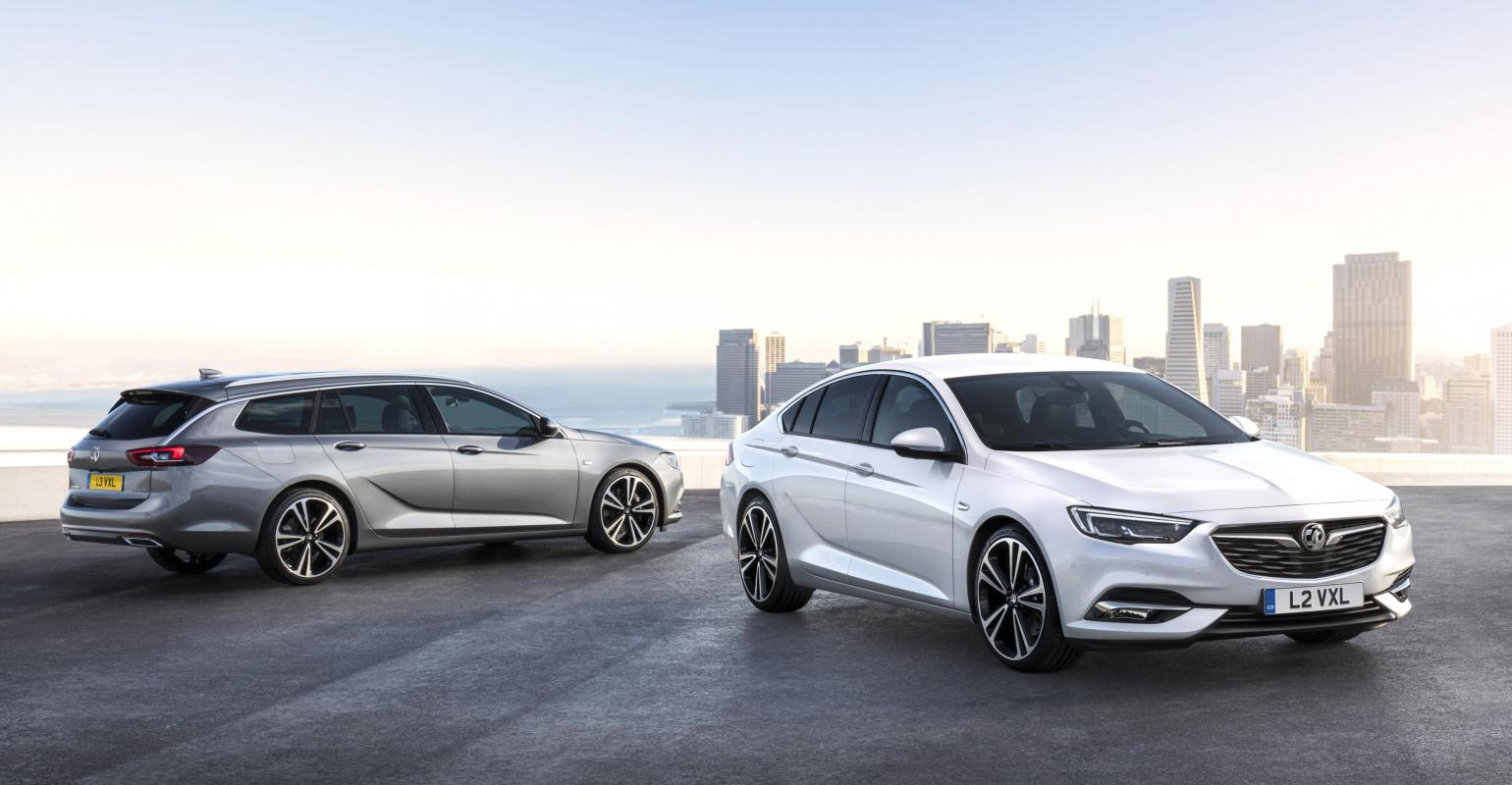 Vauxhall New Insignia Sports Tourer Loses Weight Gains Features Car Lightens Up