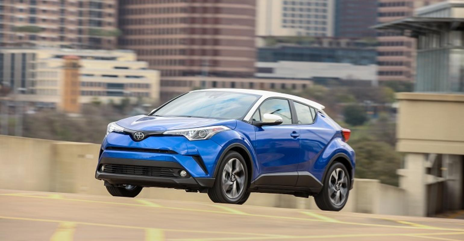 3918 Toyota Chr On In Us April