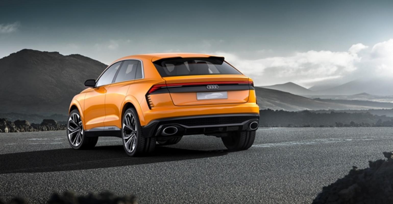 Audi Q8 Concept: Specs, Production Version >> Geneva Auto Show Audi Concept Previews Next Q8 Wardsauto