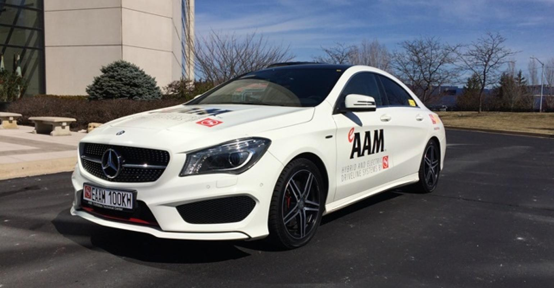 American Axle Plans Quantum Leap Forward   WardsAuto
