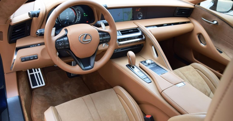 Lexus Lc 500 Risk Rewarded Wardsauto