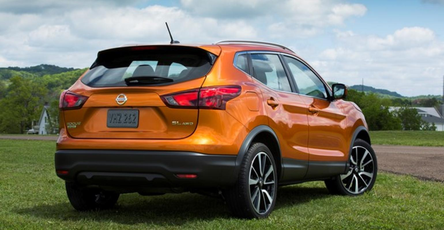 17 Nissan Rogue Sport | Latest Nissan Crossover Enters