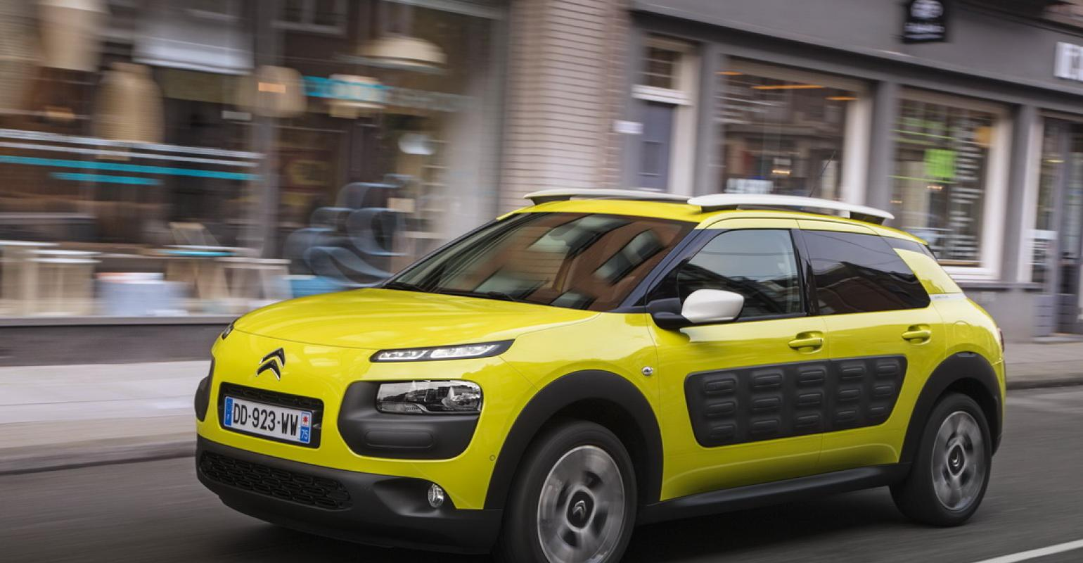 Citroen C4 Cactus >> Psa Automaker Cancels One Of Two C4 Cactus Shifts At