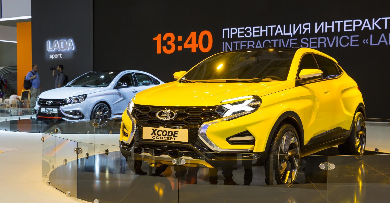AvtoVAZ is preparing an update for Lada Priora in 2017 95