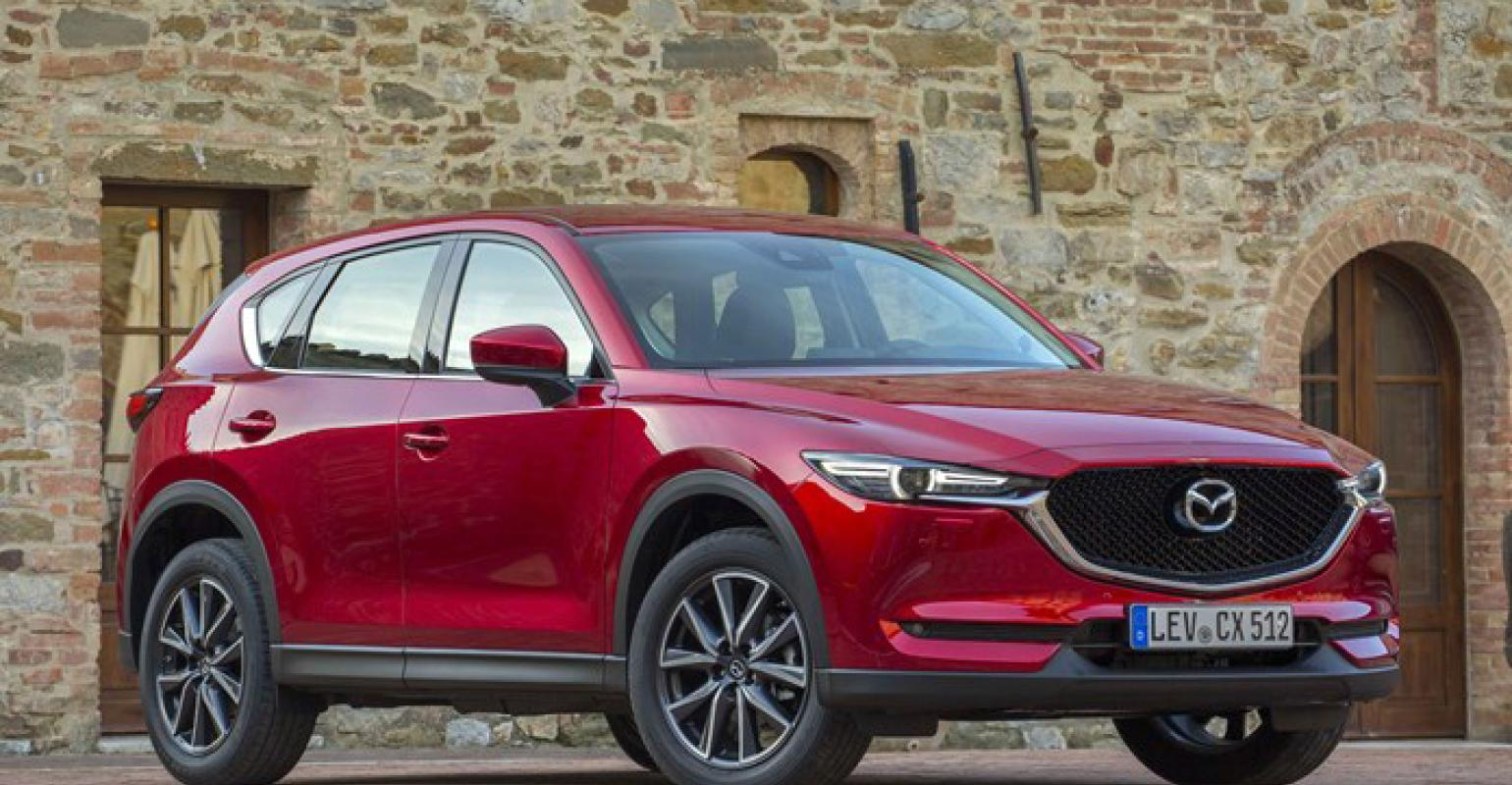 Spanish Customers Prefer Gasoline Version Of Refreshed Mazda Cx5