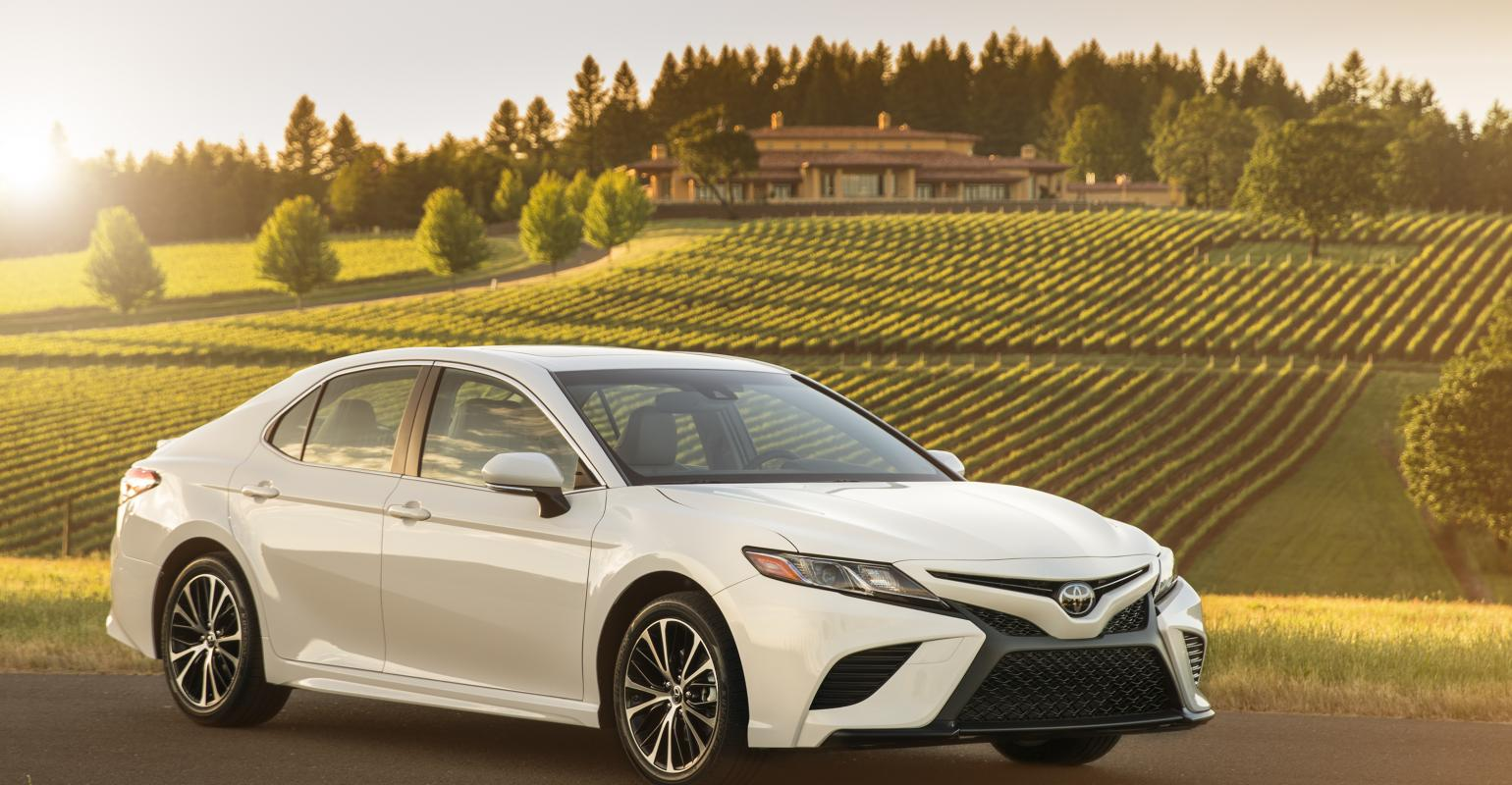 Toyota Hits Mark With More Driver Oriented Camry