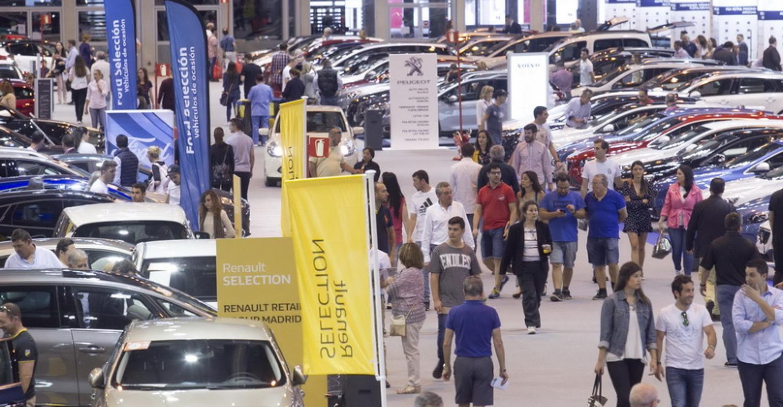 Spain UsedVehicle Show Becomes Major Automotive Event WardsAuto - Major car shows