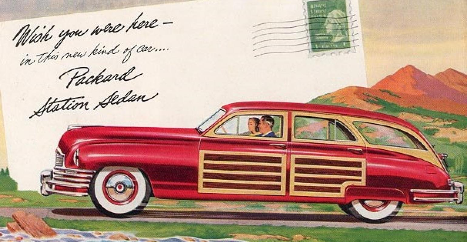 Wardsauto Flashback July 2017 Low Speed Windshield And Washer Wiring Diagram For 1959 Chevrolet Packard Among Those Benefitting From Postwar Independentautomaker Sales Surge In 1948