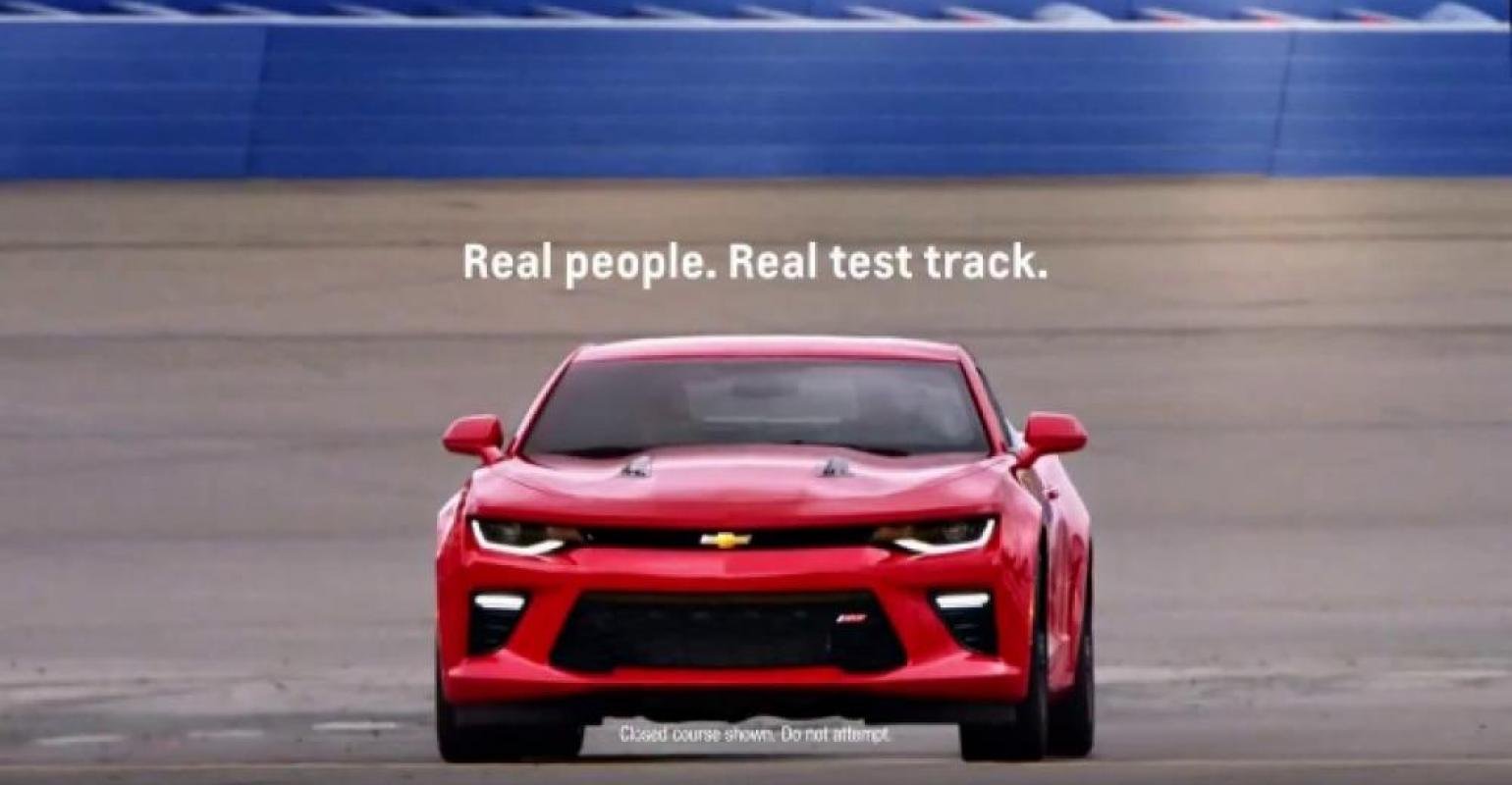 Car Ads Chevrolet Notches Two Of Five Most Watched Car Commercials
