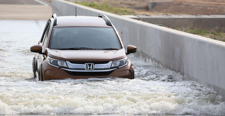 Honda Thailand Market Leader Opens Multi Track Proving Ground