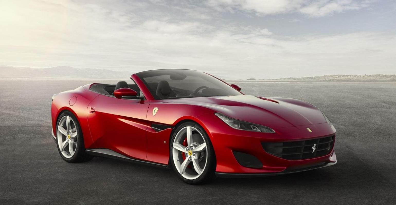 Ferrari | Sports Car Maker Reveals New Entry-Level Portofino Drop ...