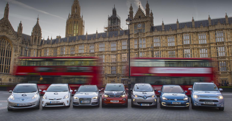 Electric Vehicles | U.K. Companies Pledge to Expand EV Fleets | WardsAuto
