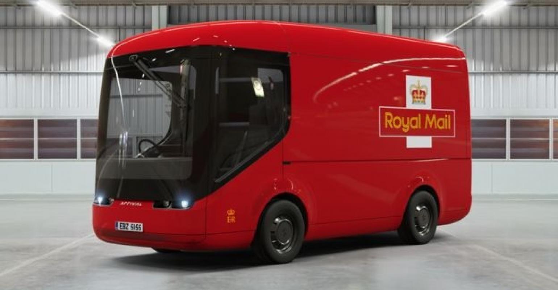 d72b8f7bce U.K. Postal Service Testing Electric Delivery Trucks