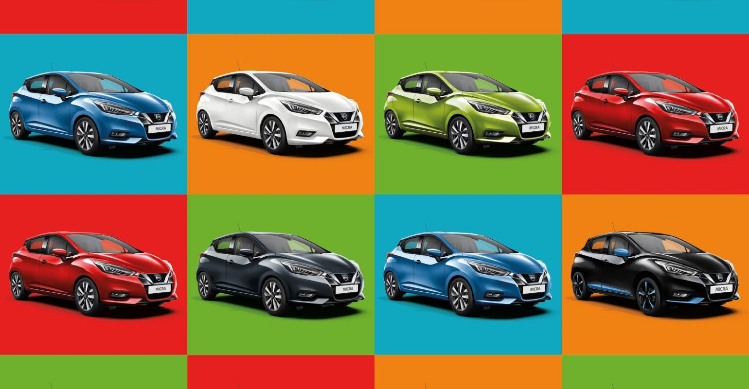 Nissan Psychologist Team To Match Car Color With Personality Type