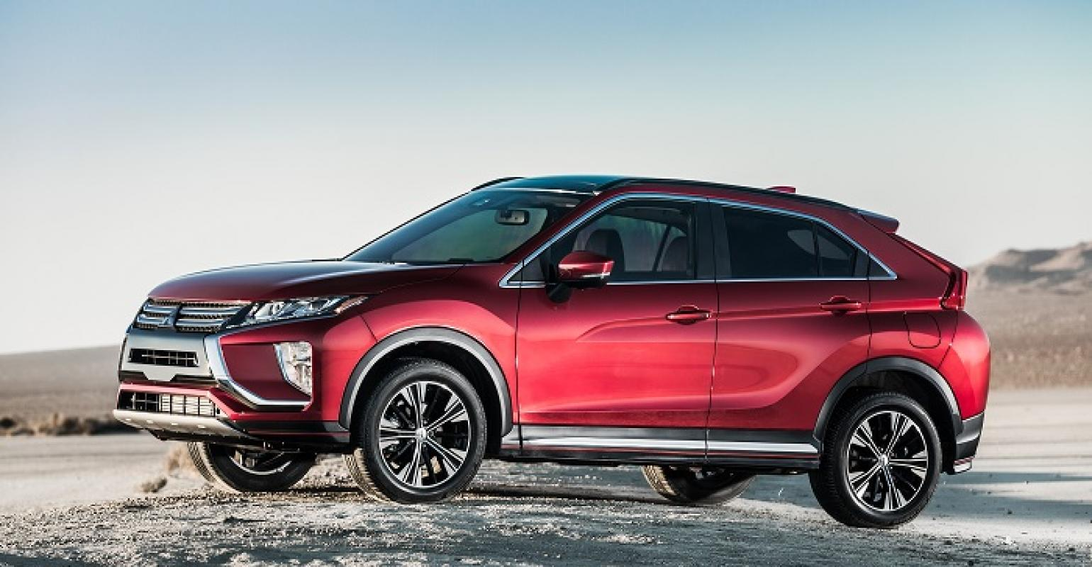 Mitsubishi Eclipse Reborn As Cuv Wardsauto