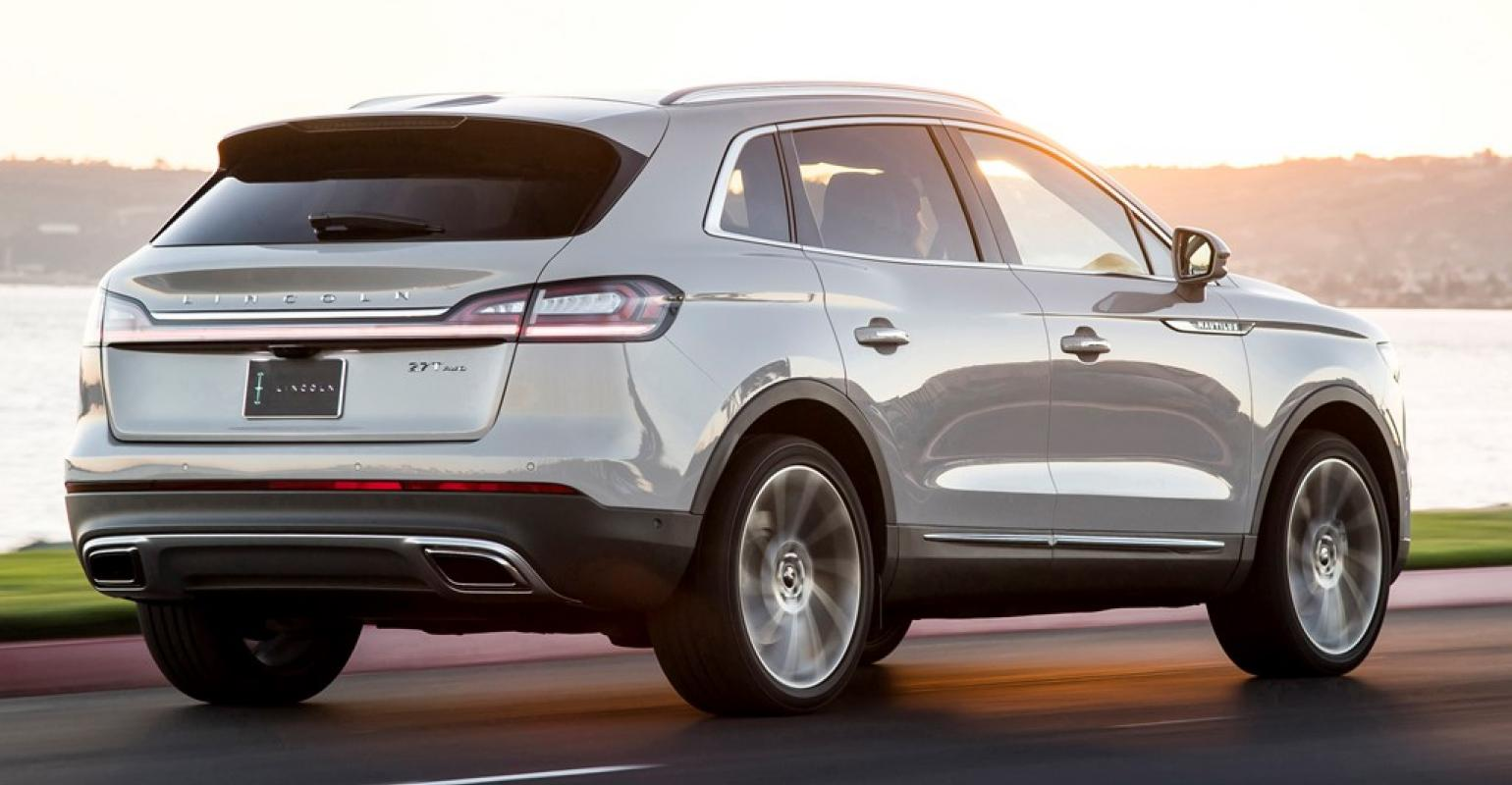 Mkx Out Nautilus In As Lincoln S Midsize Suv