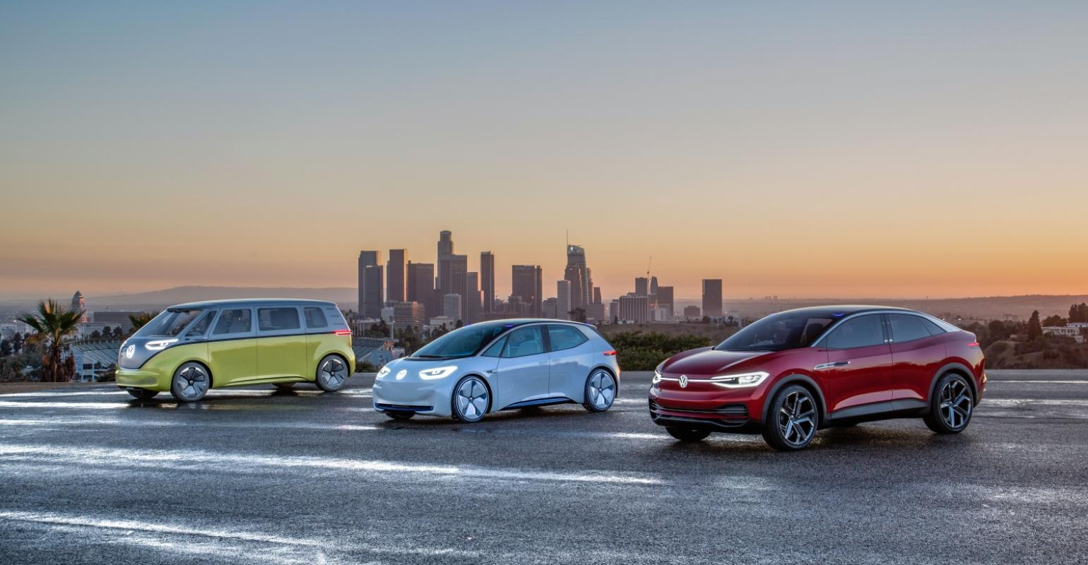 Vw Of America >> Vw Looks To Build Meb Based Electrics In North America