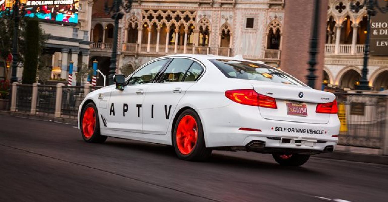 Aptiv   Former Delphi Electronics Pursues Leadership in New