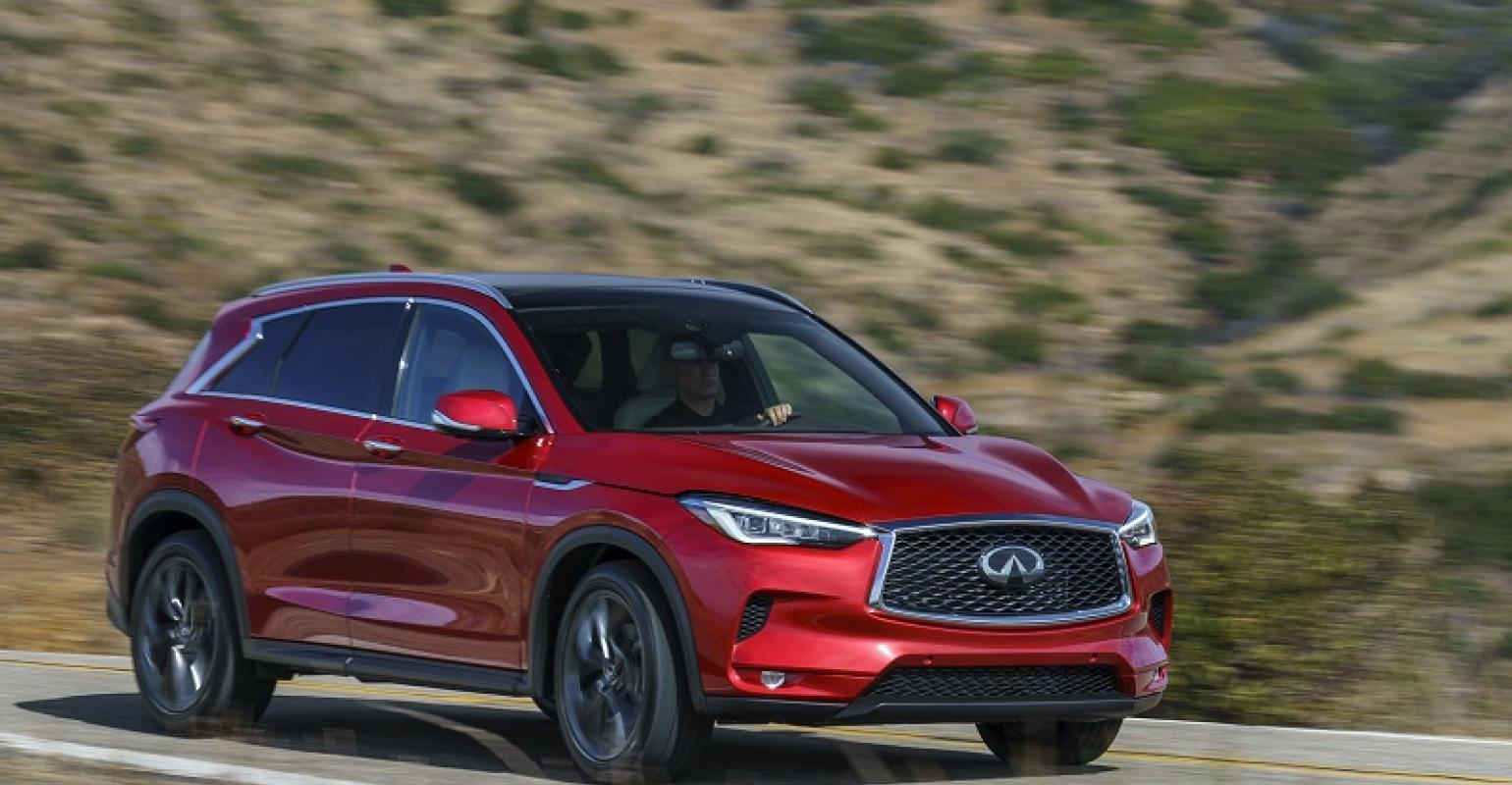 Infiniti | Variable Compression Turbo Could Pair With
