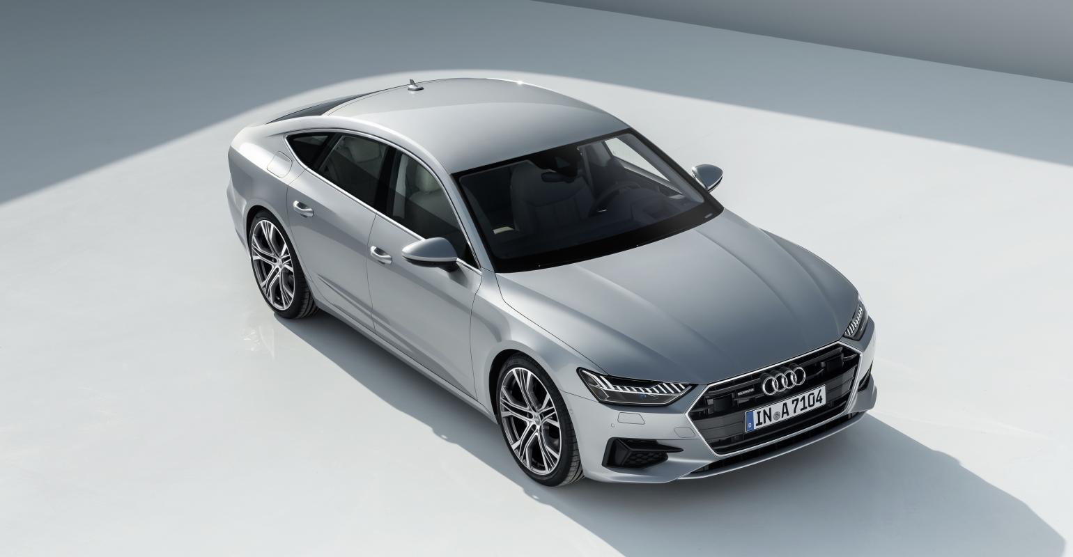 New Audi A7 S Exterior Sleek But Real Design Drama Inside The Cabin