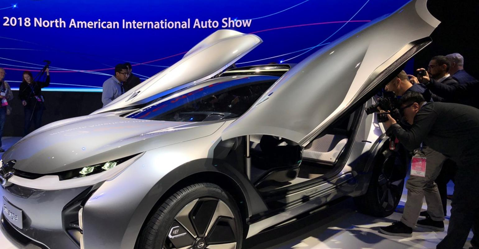 Chinese Auto Maker Vows To Enter U S In Late 2019 Wardsauto