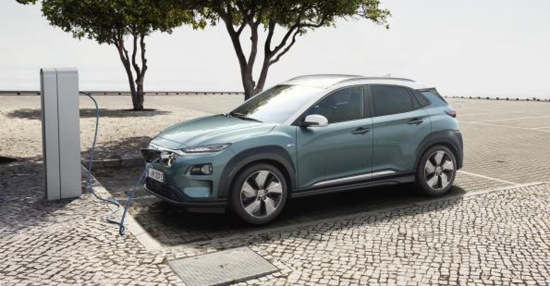 Hyundai Korean Automaker Reveals Kona Ev Ahead Of Geneva