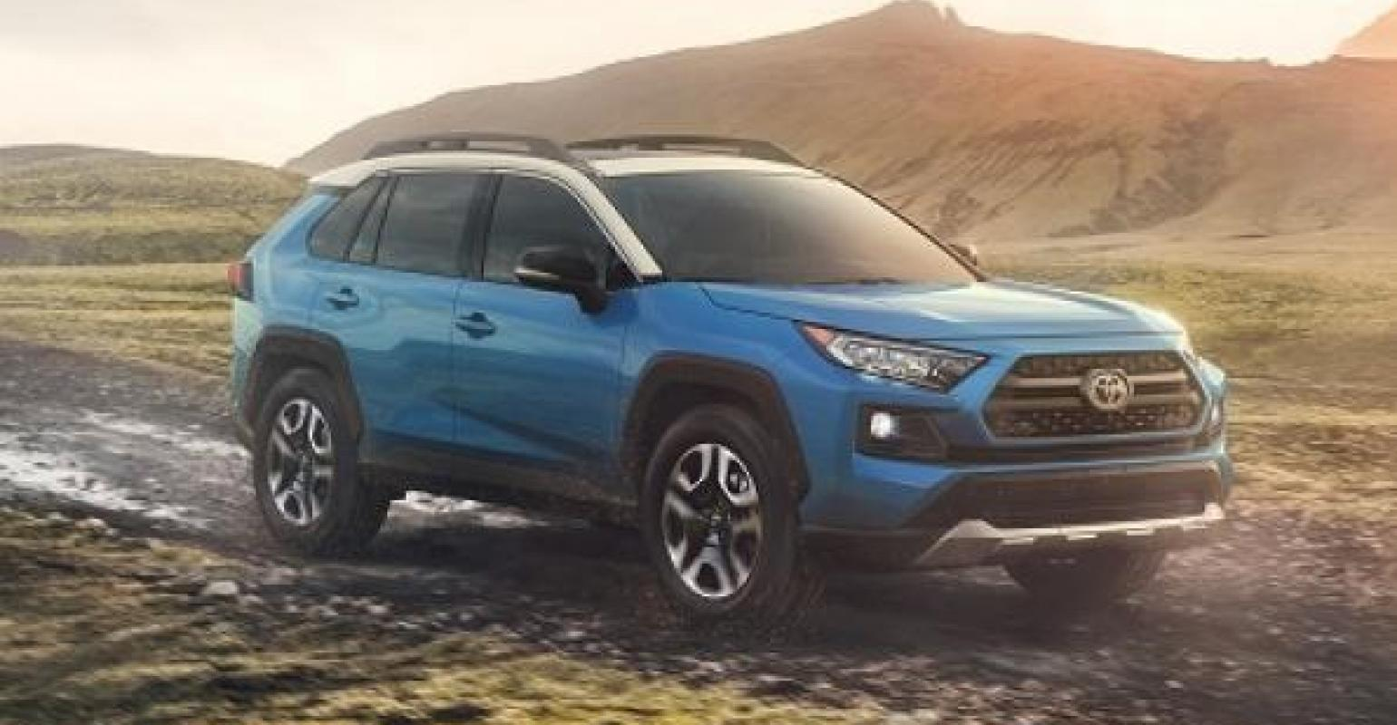 S Of New Rav4 Begin Late 2018 In Us