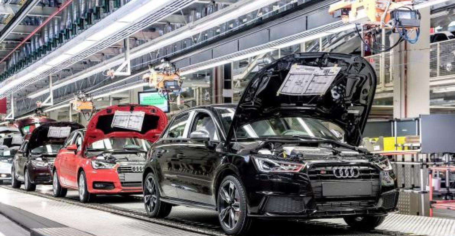 Audi Brussels Plant Earns CONeutral Certification WardsAuto - Plant city car show 2018