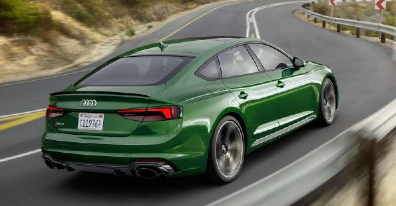 Audi Rs5 Sportback Joins Audi Sport Performance Division S Lineup Wardsauto
