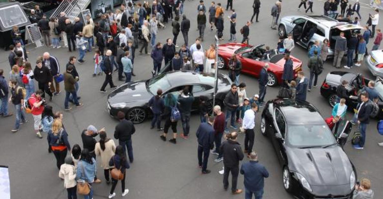London Motor Cars >> London Motor Show Autonomous Cars In Spotlight Wardsauto