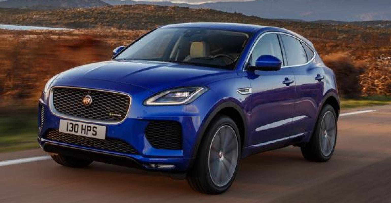 Jaguar | E-Pace Is CUV E-Ticket | WardsAuto